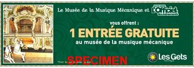 Coupon de r duction et gratuit le mus e de la musique - Coupon de reduction delamaison ...