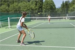 Location courts de tennis - Gilles Lansard