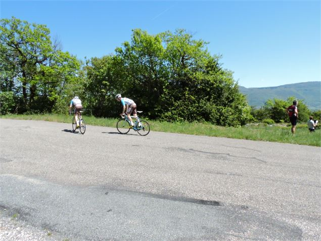 Circuit du Mont Tournier - Belley Bugey Sud Tourisme