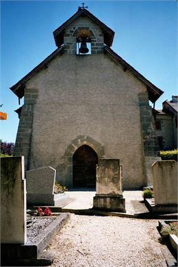 chapelle d'humilly