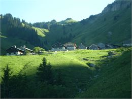 Photo alpage de mayse (chalets) - OTFG