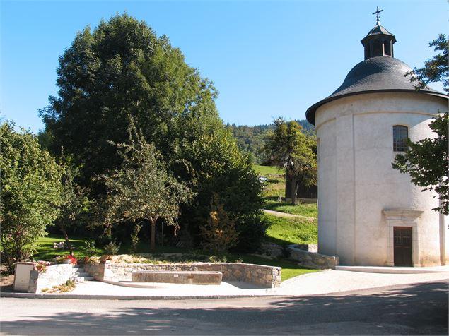 Hameau de Ballancy à Les Carroz-d\'Arâches