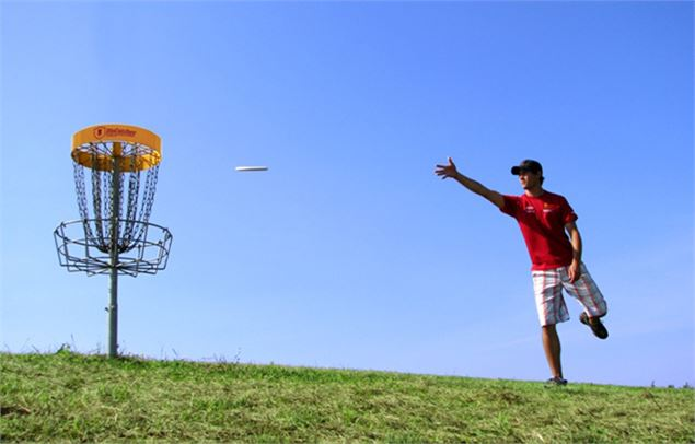 Disc Golf - AFU