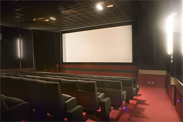Cinéma Rouge et Noir - Fermé à Saint-Julien-en-Genevois