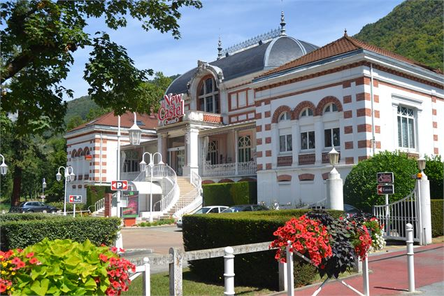 Casino New Castel - Office de Tourisme Challes-les-Eaux - C.Rivolly