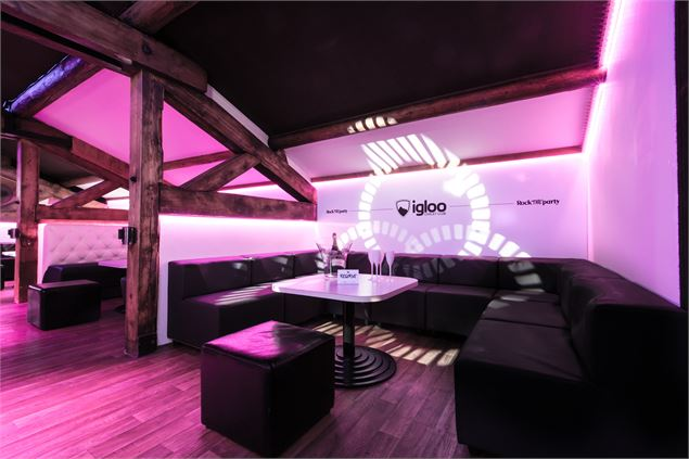 Igloo Chalet Club Les Gets - ©Mojocom