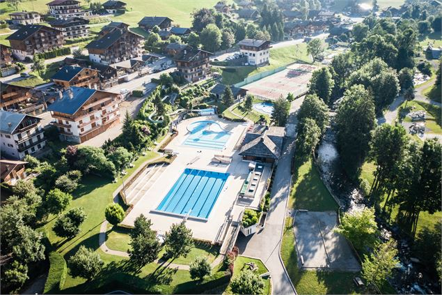 Piscine au Grand-Bornand - Esprit Outdoor - Le Grand-Bornand