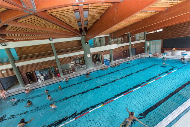 centre atlantis piscine ugine