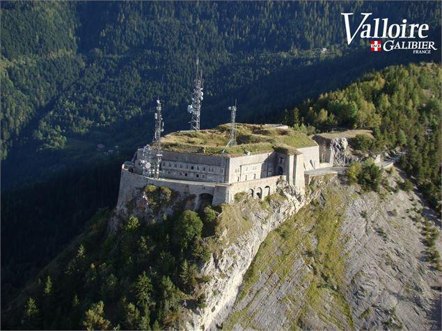 Le fort du t l graphe valloire - Office du tourisme de champagny en vanoise ...