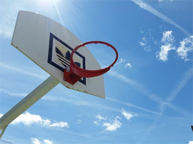 Terrain de basket montchavin les coches - Office de tourisme montchavin les coches ...